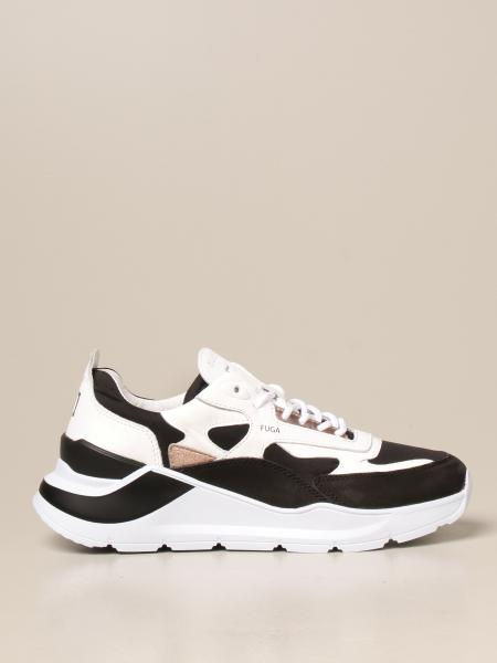 Sneakers Fuga D.A.T.E. in pelle
