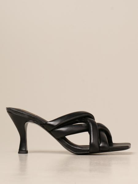 Босоножки на каблуке Женское Ash