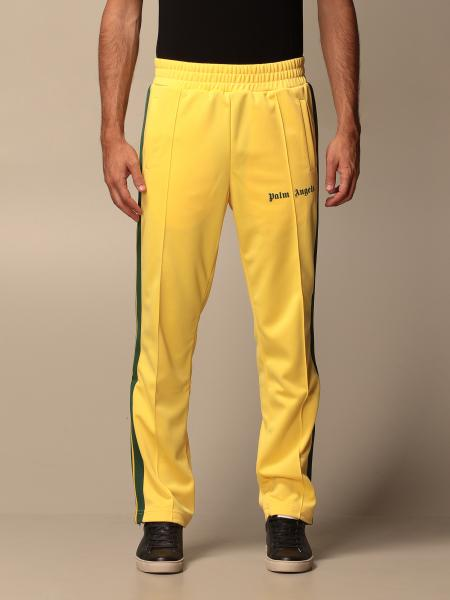 Track Palm Angels trousers with bands