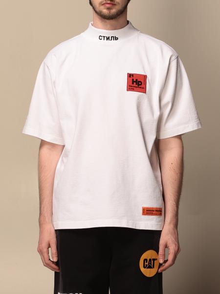 T-shirt Heron Preston con logo