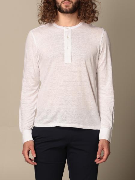 Ermenegildo Zegna: T-shirt basic Ermenegildo Zegna