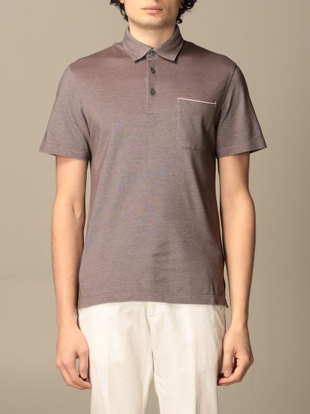 Camiseta hombre Ermenegildo Zegna