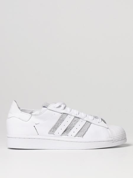 Sneakers Superstar Minimalist Icons Adidas Originals in pelle