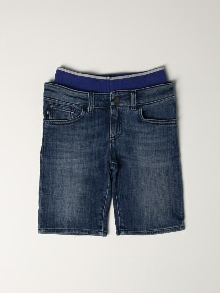 Pantaloncino di jeans Emporio Armani