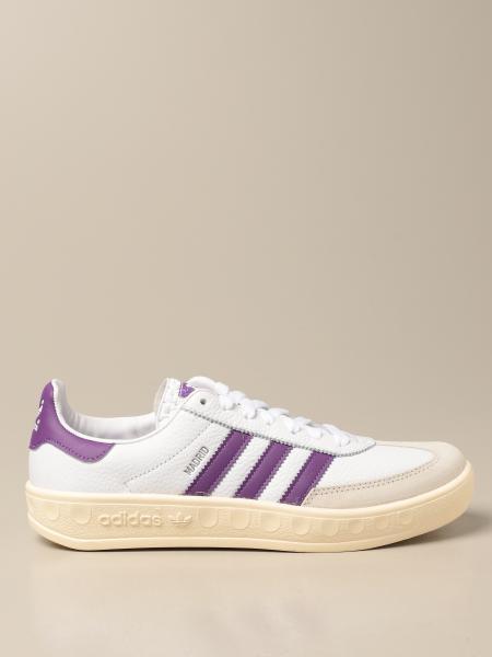 Sneakers Madrid Adidas Originals in pelle e camoscio