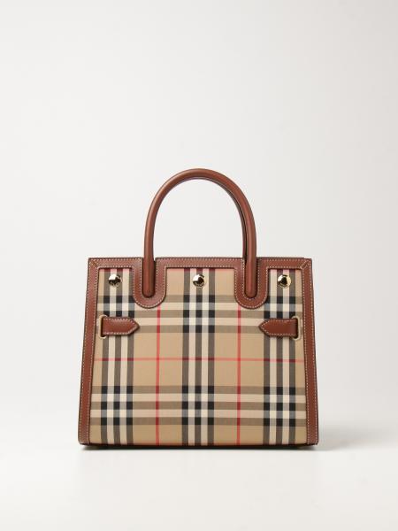 Handtasche damen Burberry