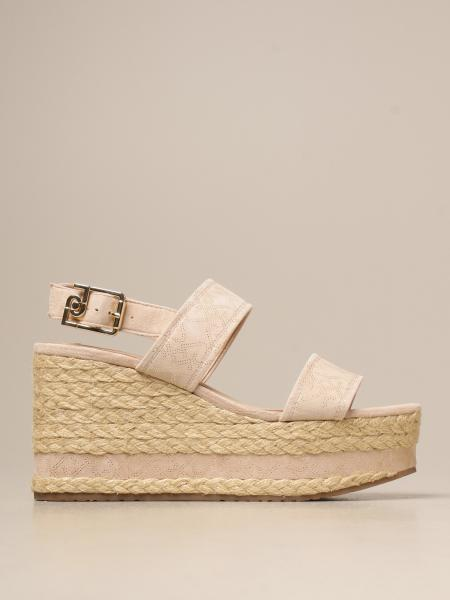 Босоножки на каблуке Женское Liu Jo