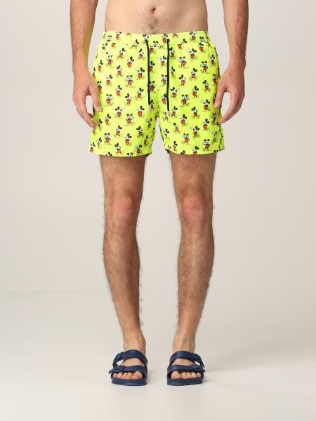 Mc2 Saint Barth patterned swim shorts