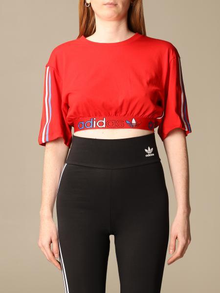 Adidas: Camiseta mujer Adidas Originals