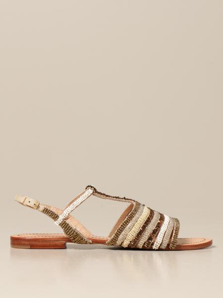 Flat sandals women Maliparmi