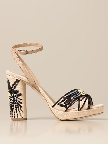 Босоножки на каблуке Женское Maliparmi