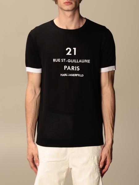 Karl Lagerfeld: Jersey hombre Karl Lagerfeld