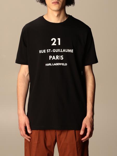 Karl Lagerfeld: Camiseta hombre Karl Lagerfeld
