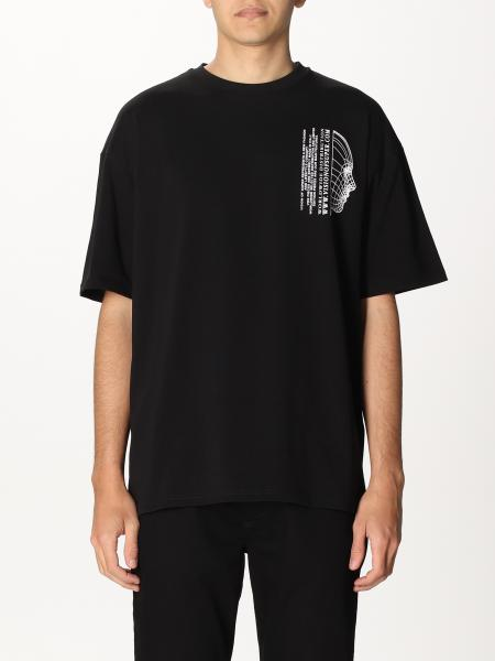 T-shirt Vision Of Super in cotone con big stampa