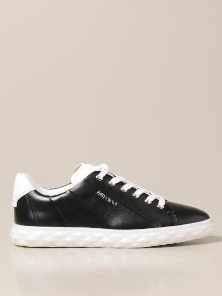 Jimmy Choo donna: Sneakers Diamond Jimmy Choo in nappa