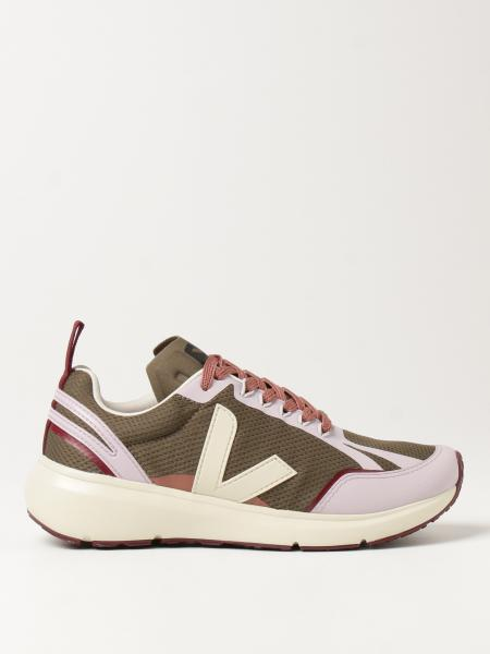Veja: Sneakers Veja in mesh e camoscio