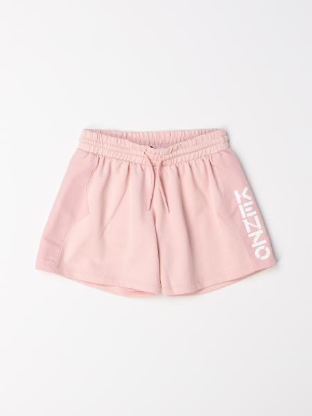 Pantaloncino jogging Kenzo Junior con logo
