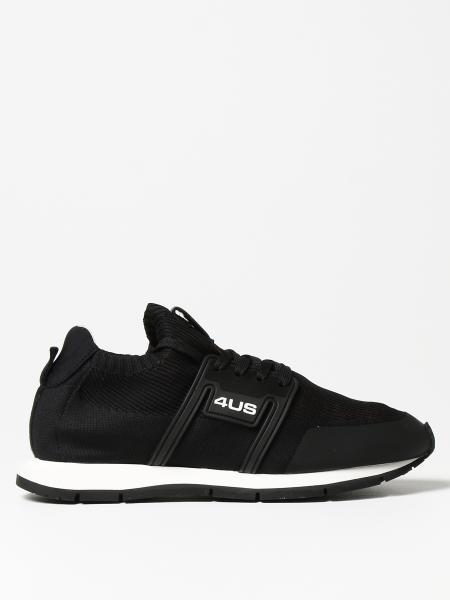 Paciotti 4Us: Sneakers Paciotti 4US in maglia