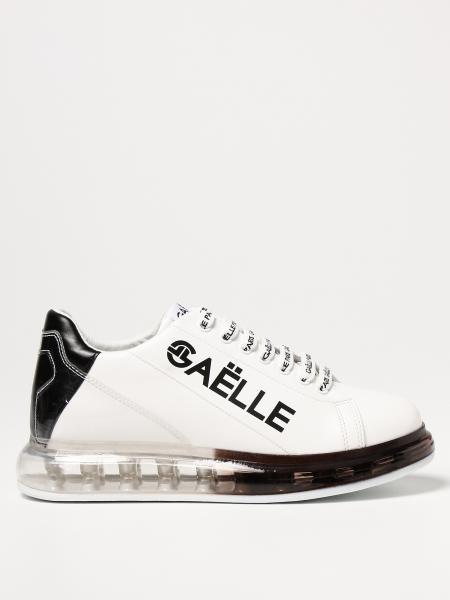 Gaëlle Paris: Sneakers GaËlle Paris in pelle sintetica