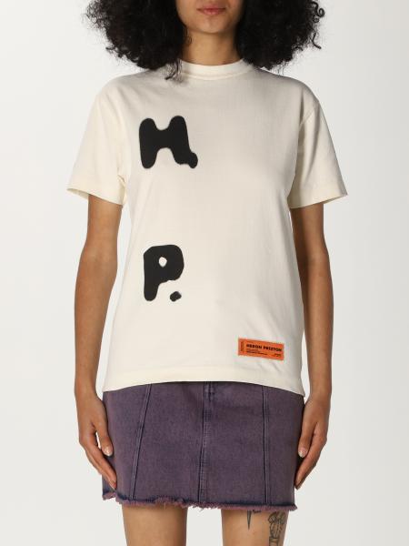 T-shirt damen Heron Preston