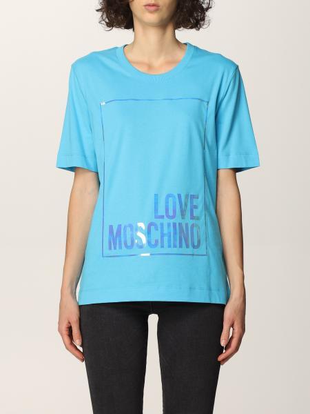 Футболка Женское Love Moschino