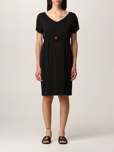 Love Moschino: Love Moschino cotton dress