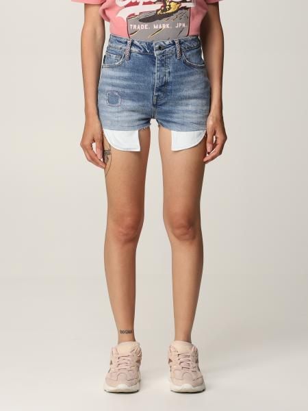 Shorts damen Superdry