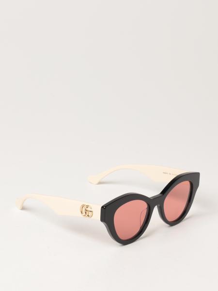 Gucci women: Gucci cat eye sunglasses