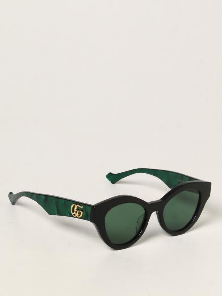 Gucci donna: Occhiali da sole cat eye Gucci