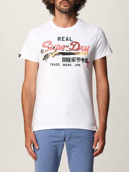 Superdry: T-shirt herren Superdry
