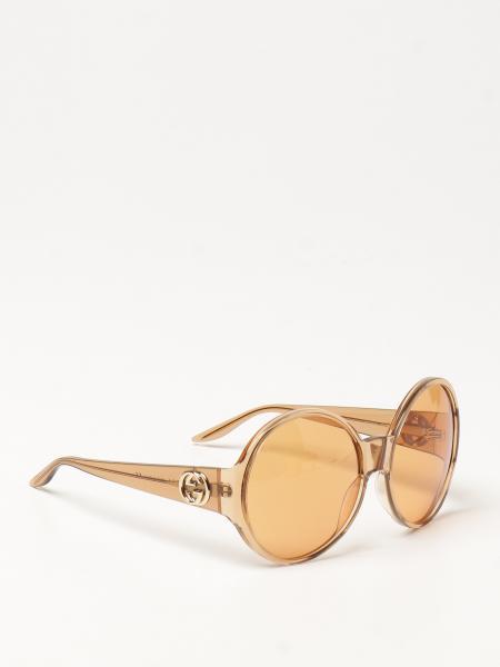 Gucci donna: Occhiali da sole Gucci in acetato