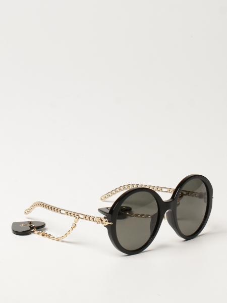 Gucci: Occhiali da sole Gucci con ciondoli a forma di cuore