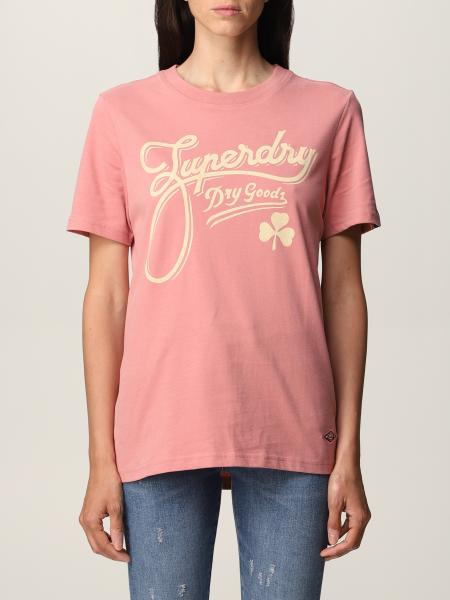 Superdry: T-shirt damen Superdry
