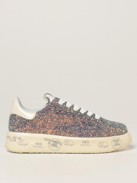 Premiata: Спортивная обувь Женское Premiata