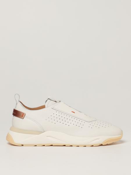 Santoni: Zapatos de cordones hombre Santoni