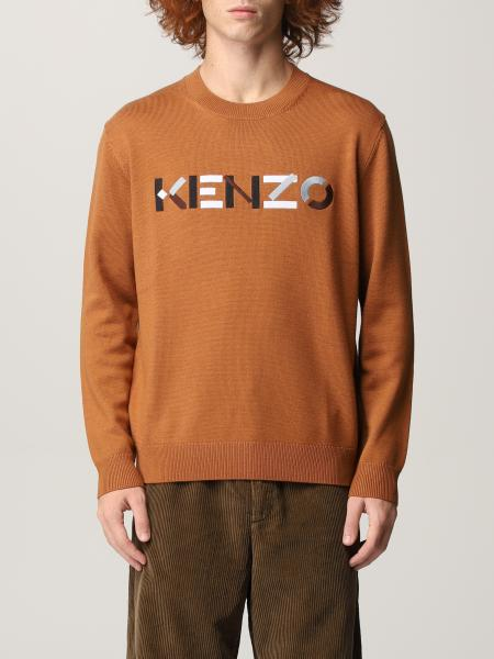 Kenzo wool sweater with tiger