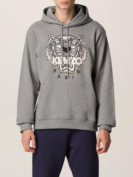 Kenzo sweatshirt with embroidered tiger