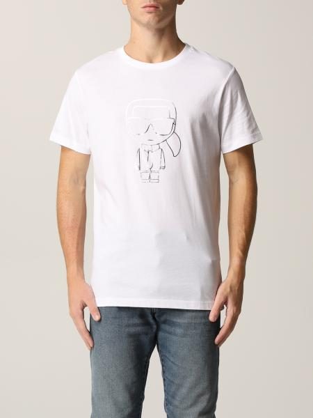 Karl Lagerfeld: T-shirt men Karl Lagerfeld