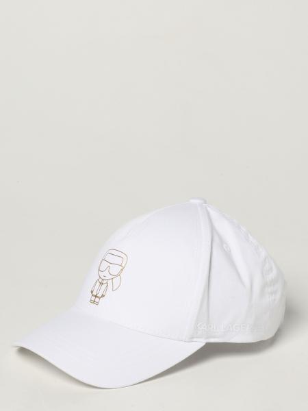 Cappello da baseball Karl Lagerfeld con mini Karl