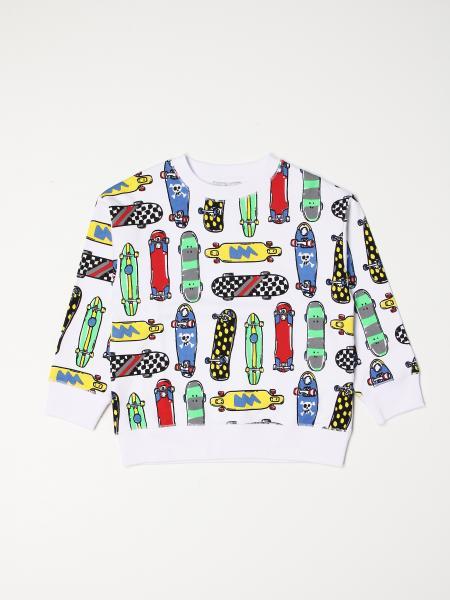 Stella McCartney Skateboard cotton sweatshirt