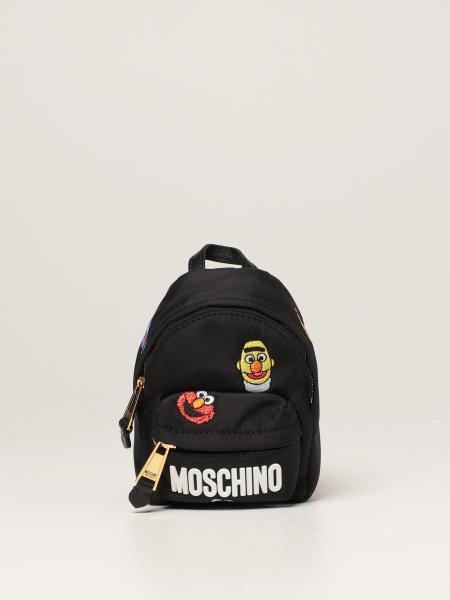Sesame Street Moschino Couture nylon backpack