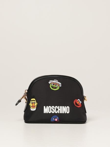 Sesame Street Moschino Couture nylon bag