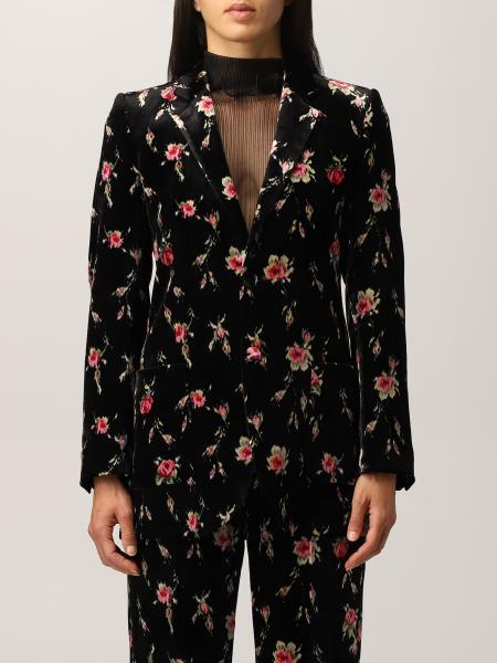 Red Valentino Swet Roses Jacket