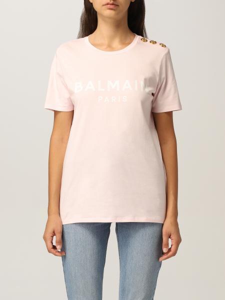 Balmain donna: T-shirt donna Balmain