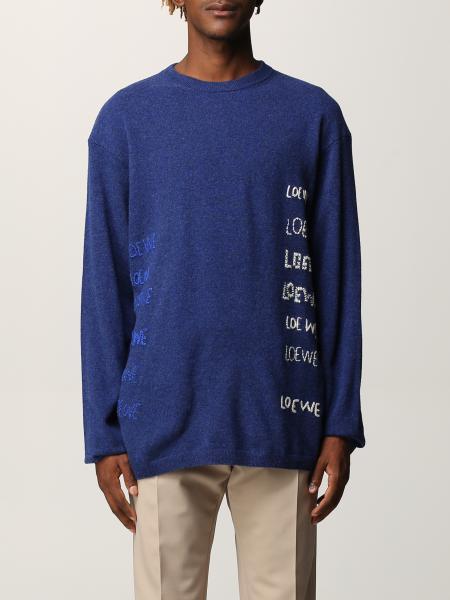 Loewe: Sweatshirt herren Loewe