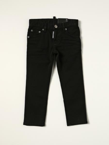 Jeans a 5 tasche Dsquared2 Junior