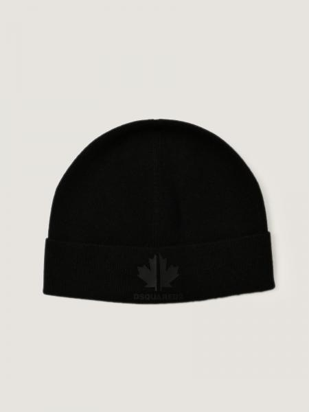 Dsquared2 Junior hat in wool and cotton