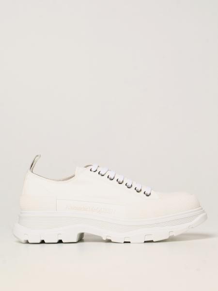 Sneakers Alexander McQueen in canvas