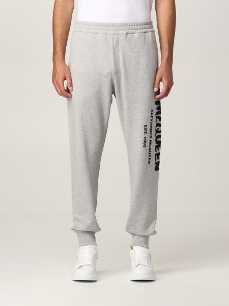 Alexander McQueen jogging trousers with logo