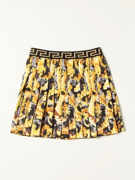 Skirt kids Versace Young